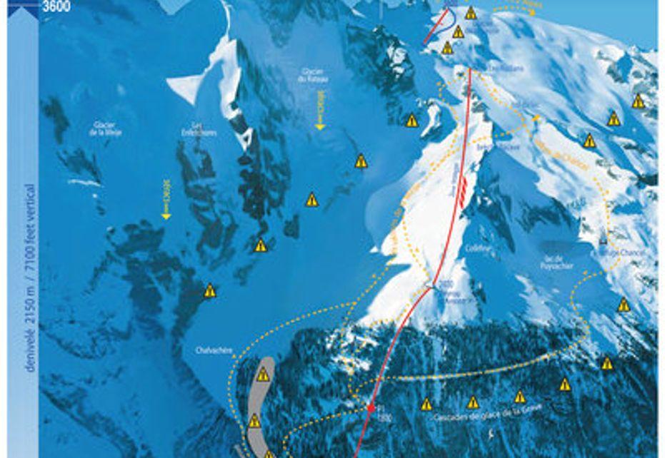 La Grave Off Ski Ski Area
