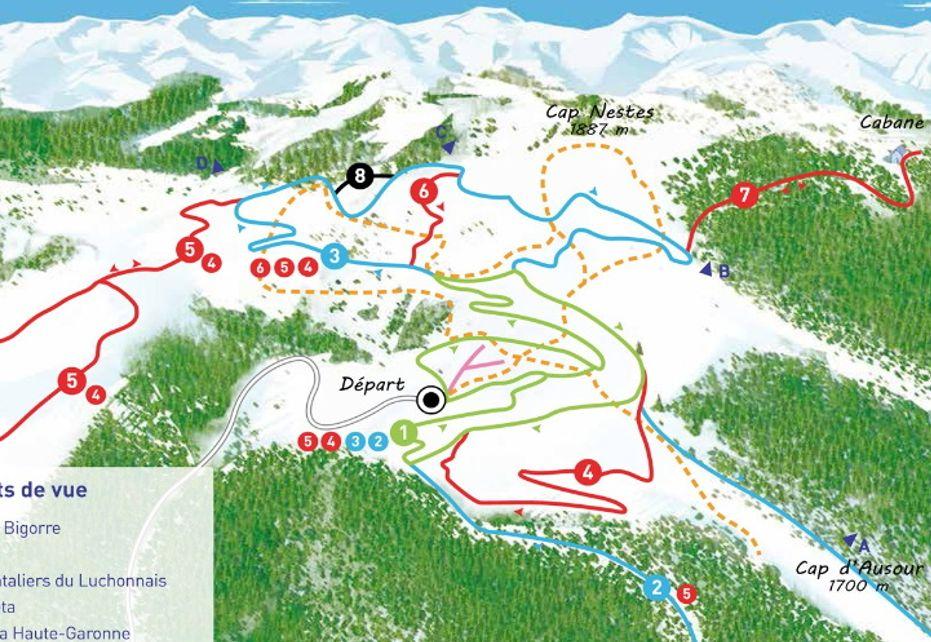 Nistos Nordic Ski Area